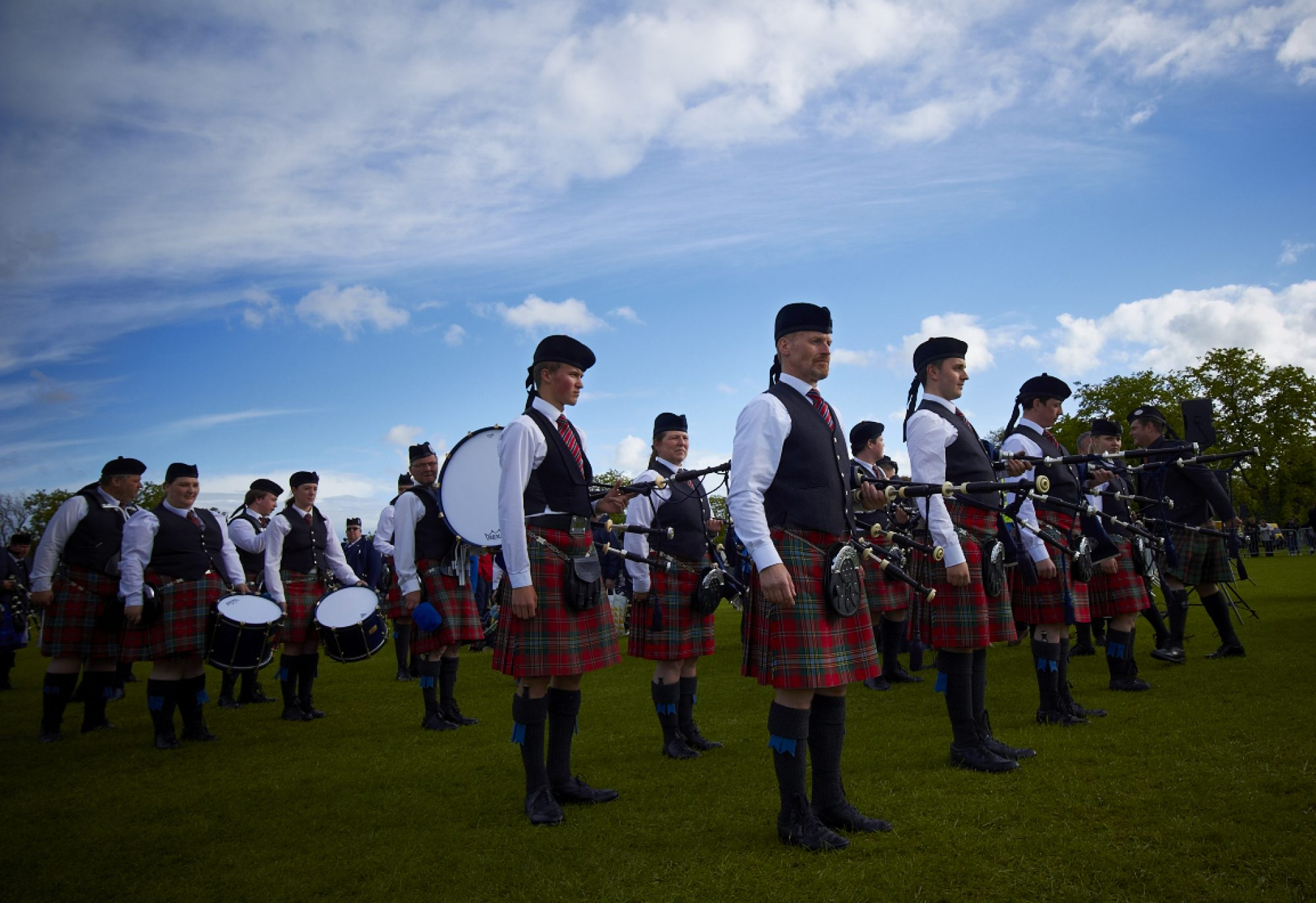 Ayr Pipe Band Society